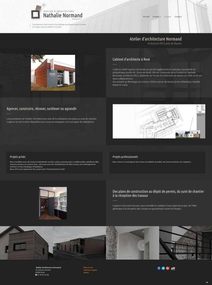 Atelier Architecture Normand