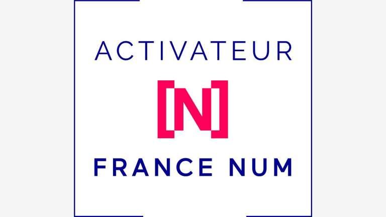 Aerialgroup agrée Activateur du numérique par France Num