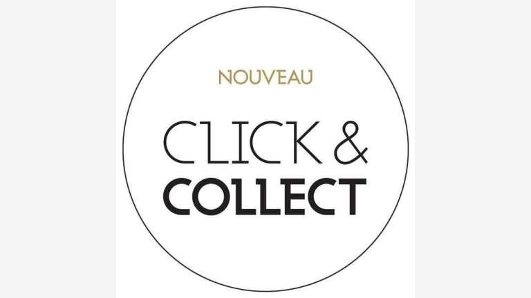 Pour les fêtes de fin d'année, pensez Click et Collect